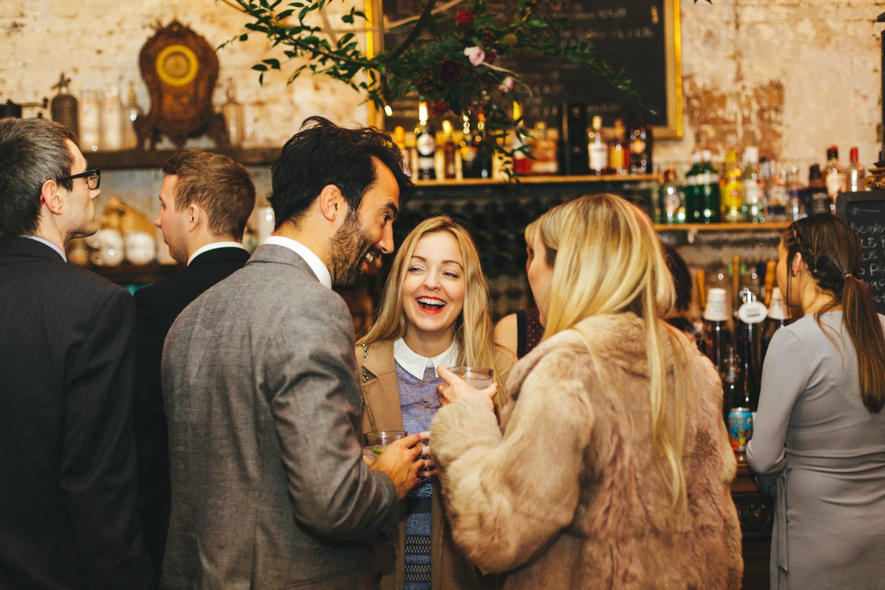 Clapton Country Club wedding London